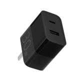 熱銷多口充電頭雙口充電器蘋果快充安卓通用多口充電頭適用于iPhone8/8P