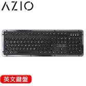 AZIO RETRO ONYX BT 藍牙真牛皮打字機鍵盤 Typelit機械軸 中文