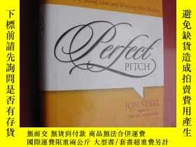 二手書博民逛書店Perfect罕見Pitch : The Art of Sell