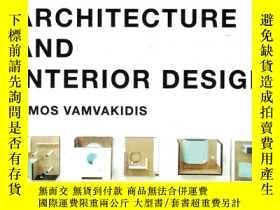 二手書博民逛書店Composing罕見Architecture and Interior Design建築與室內設計,英文原版