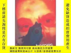 二手書博民逛書店罕見ye-9780141302003-Heroes (Puffin Teenage Fiction)Y3216