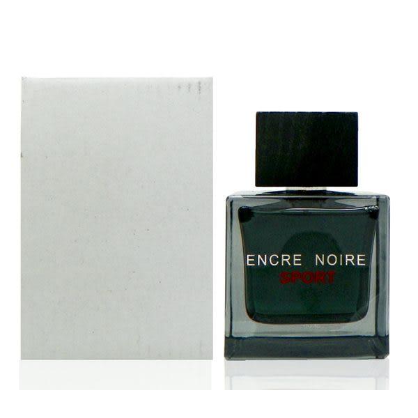 Lalique Encre Noire Sport 黑澤運動淡香水 100ml Test 包裝