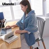 披毯冬季加厚保暖毛毯披肩小毯子午睡毯單人辦公室午休毯沙發蓋毯 瑪麗蘇DF