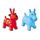 風車 Baby感覺統合跳跳馬(有兩款:紅色小鹿/藍色小馬)
