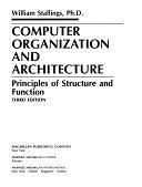 二手書《Computer Organization and Architecture: Principles of Structure and Function》 R2Y ISBN:0024154954