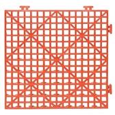 PE TD拼裝防滑板 紅 30x30cm 4入