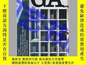 二手書博民逛書店Giuseppe罕見Terragni (global Architecture Document) ,1994年出