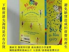 二手書博民逛書店Sky罕見the Blue Fairy:藍天仙女...Y200392