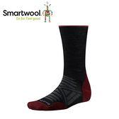 【美國 SmartWool  Phd戶外輕量減震中長襪 《黑》】SW001069/保暖/戶外/運動襪
