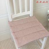日式布藝夏季簡約榻榻米坐墊椅墊