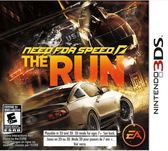 3DS Need for Speed: The Run 極速快感:亡命天涯(美版代購)