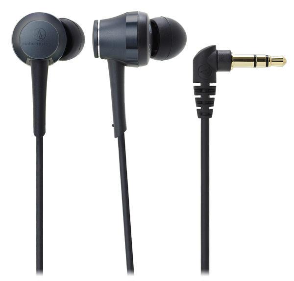 【台中平價鋪】全新 鐵三角 ATH-CKR70 藍 入耳式耳機  鮮明中高音頻 台灣鐵三角公司貨