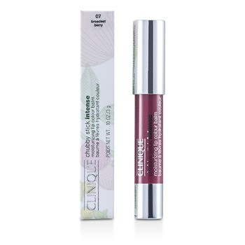 SW Clinique倩碧-185 水漾蜜糖翹唇筆 Chubby Stick Intense Moisturizing Lip Colour Balm - No. 7 Broadest Berry