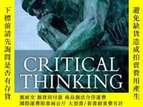 二手書博民逛書店Critical罕見Thinking: Tools For Ta
