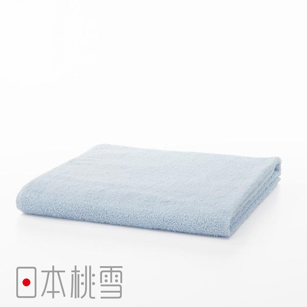 日本桃雪飯店大毛巾(水藍色) 鈴木太太