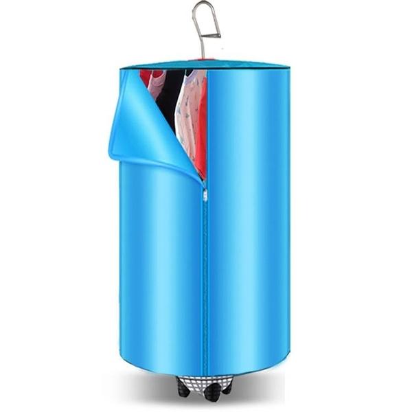 便攜式乾衣機家用學生宿舍小型可折疊烘衣機旅行乾衣器迷你烘乾機【免運快出】