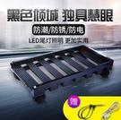(交換禮物)電腦主機架子台式機箱托底座置物收納架散熱行動防靜電可照明XW