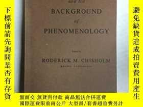 二手書博民逛書店Realism罕見And The Background Of PhenomenologyY307751 Rod