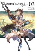 GRANBLUE FANTASY 碧藍幻想(3)(首刷附錄版)