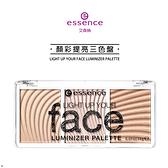中國 essence 艾森絲 顏彩提亮三色盤【32791】