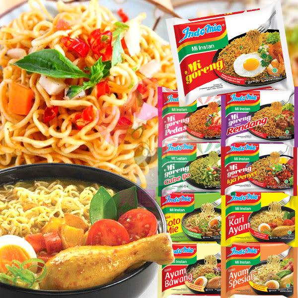 印尼 Indomie 營多撈麵/乾麵/炒麵/湯麵 印尼泡麵【特價】★beauty pie★