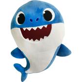 PINK FONG 鯊魚家族發聲絨毛-FATHER SHARK