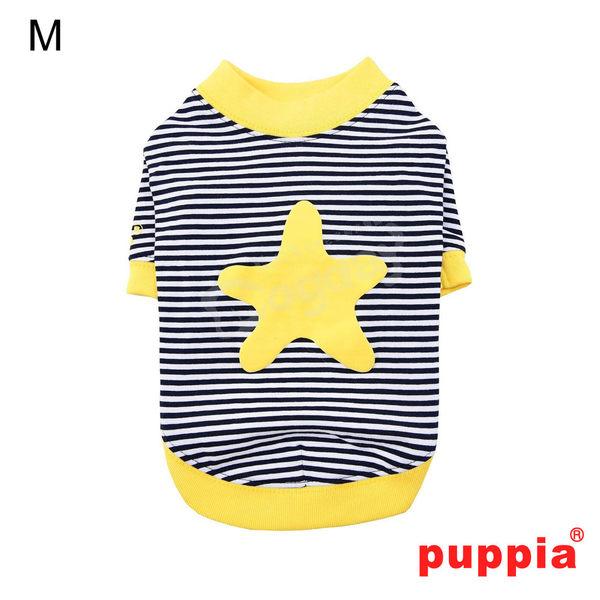 美系時尚《PUPPIA》海星T恤 L號 小狗衣服 小型犬衣服  春裝 薄衣 馬爾濟斯/貴賓