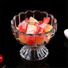 100cc 花型甜品玻璃杯 果凍杯 沙拉碗 冰淇淋碗 甜點杯 玻璃碗 玻璃容器 果汁杯 冰杯