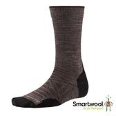 Smartwool 男PhD戶外輕量減震中長襪『灰褐色』SW001069 美國製|保暖襪|登山襪|運動襪