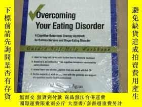 二手書博民逛書店Overcoming罕見Your Eating Disorder