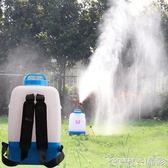 噴霧器 充電式噴霧器果園農用大棚電動噴霧機高壓打藥機多功能噴頭鋰電池 igo 晶彩生活