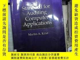 二手書博民逛書店Standard罕見for auditing computer
