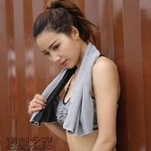 運動毛巾男女健身房吸汗跑步速干