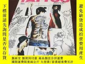 二手書博民逛書店A-0795海外圖錄罕見紋身圖譜 日本傳統刺青 TATTOO TRIBAL MODE  2008年Y10810