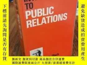 二手書博民逛書店Introduction罕見to Public Relation