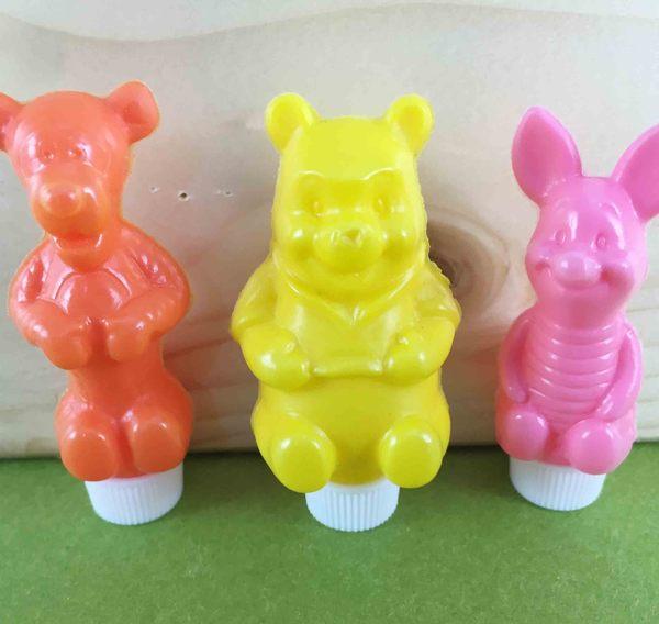 【震撼精品百貨】Winnie the Pooh 小熊維尼~3入小瓶子