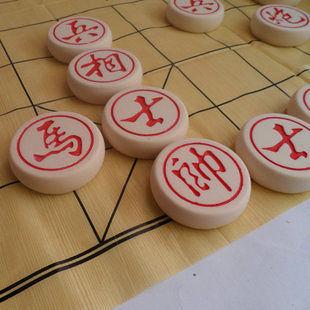 玉化石中國象棋 6.0型號 玉化石防摔耐磨