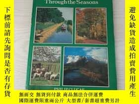 二手書博民逛書店britains罕見countryside through the seasonsY20850 colour