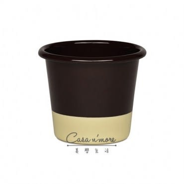 Riess 布丁 杯子蛋糕 烤模 烘焙杯 水杯8x8cm 香草可可色
