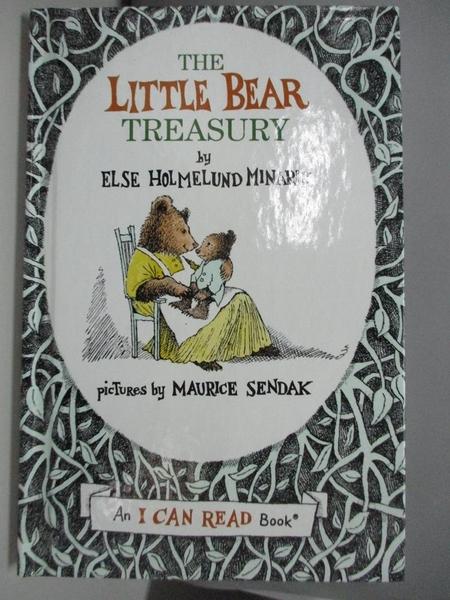 【書寶二手書T1/兒童文學_AHH】The Little Bear Treasury_Minarik,Sendak