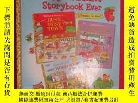 二手書博民逛書店Biggest罕見Busiest Storybook Eve (