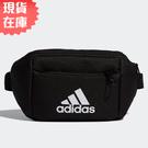 【現貨】ADIDAS WAIST BAG 側背包 腰包 休閒 潮流 黑【運動世界】ED6876