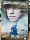挖寶二手片-P36-041-正版DVD-電影【叢戰英魂】-媲美搶救雷恩大兵(直購價)