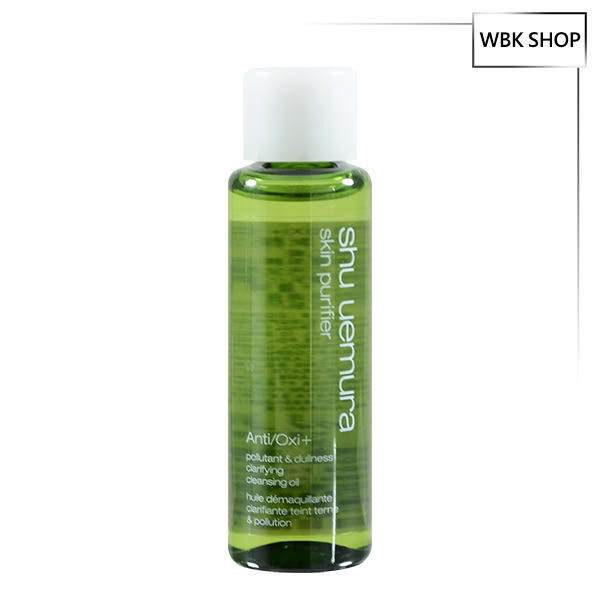 shu uemura 植村秀 植物精萃潔顏油升級版 15ml 1入組 百貨公司貨 - WBK SHOP