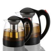 家用大容量 耐高溫 玻璃冷水壺涼水壺涼水杯果汁壺花茶壺扎壺套裝