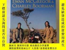 二手書博民逛書店精裝罕見Ewan McGregor Long Way Down