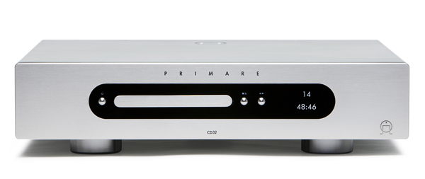 瑞典Primare 桃園新竹名展音響推薦 Primare CD32 CD撥放器 展示品