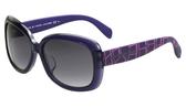 Marc By Marc Jacobs-時尚太陽眼鏡 (紫色)
