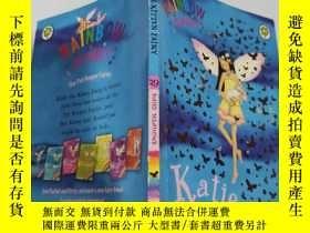 二手書博民逛書店rainbow罕見magic katie the kitten fairy 彩虹魔術小貓仙女凱蒂.., , Y