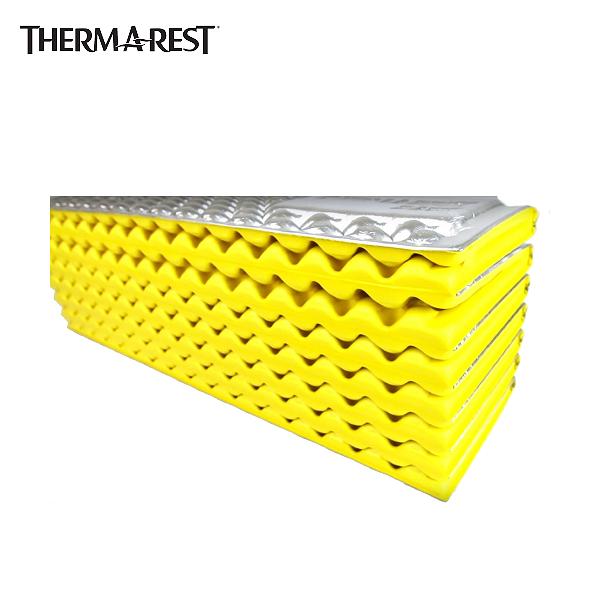 Therm-a-Rest Z-Lite SOL 半身摺疊泡綿睡墊 S 萊姆黃